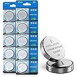 Batería de Litio CR2450 3V, botón electrónico de la célula de la Moneda para los Relojes de Las calculadoras de los Juguetes