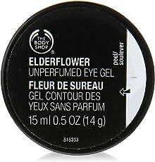 The Body Shop Elderflower Cooling Eye Gel, 15ml