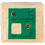 Farina di Mandorle Siciliane Pelate (1Kg)   Naturale   Senza Glutine   Ideale per Dolci e Keto
