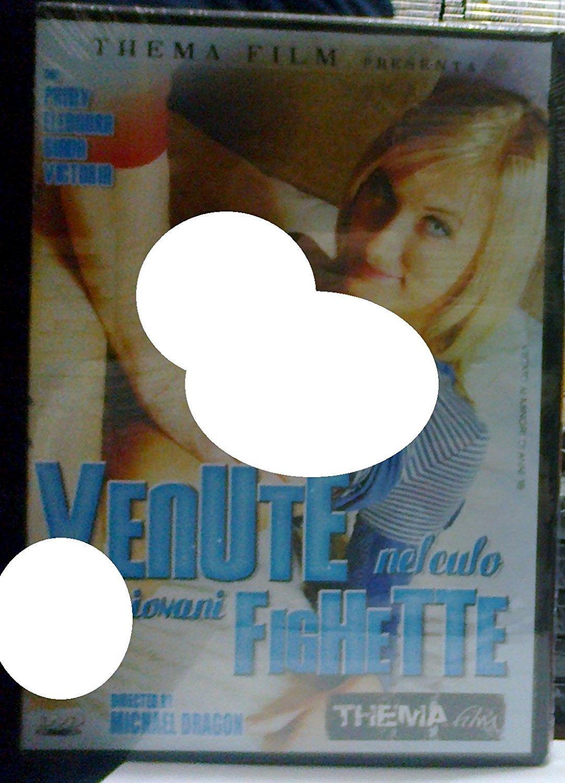 Venute Nel Culo Di Giovani Fighette - Came In Young Teeny Ass (Michael Dragon - Thema Film)