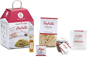 TROFIETTE AL PESTO GENOVESE My Cooking Box x2 Porzioni - Idea Regalo