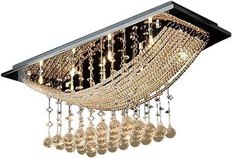 Kronleuchter for Esszimmer leuchte kristall