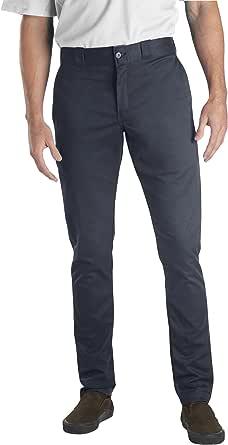 Dickies Men's Skinny Straight-Fit Work Pant
