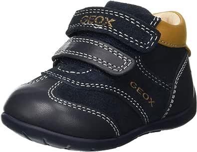 Geox B Kaytan A, Sneakers Basses Garçon