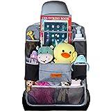 SURDOCA Autoorganisator Autostoel Organizer 4e generatie Verbeterde Car Organizer Achterbank voor maximaal 10,5 iPad, 9 zakke