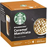 Starbucks Nescafé Dolce gusto Caramel Macchiato 100% Arabica, 12 capsules
