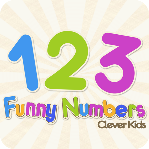 Números divertidos para niños