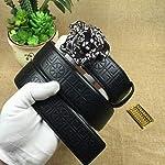 Authentic Versace Men's Classic Belt