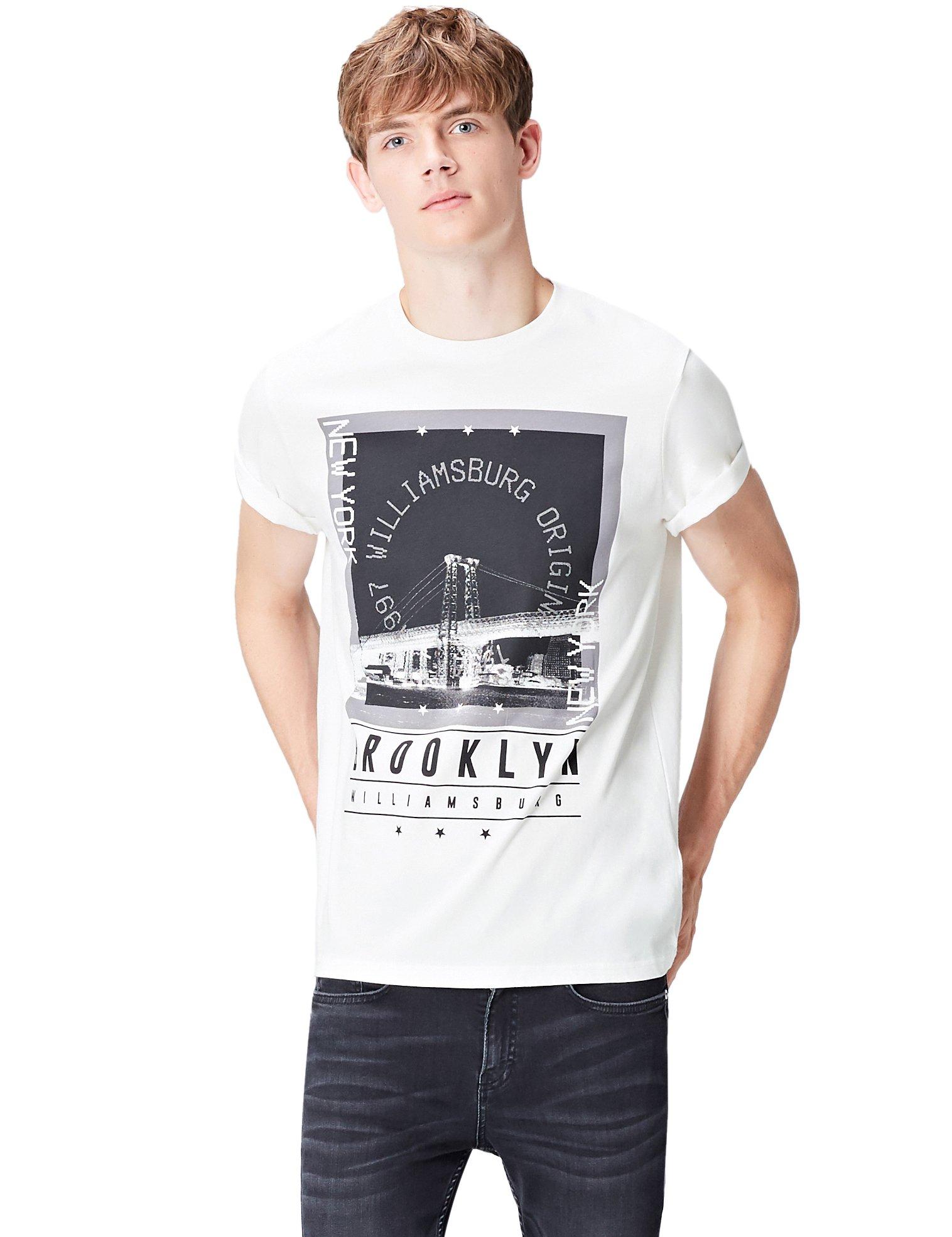 57abd4f94c76ef FIND T-Shirt Herren mit Logo