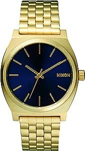 Nixon Mixte Adulte Digital Quartz Montre avec Bracelet en Acier Inoxydable