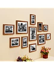 Art street Brown Boulevard Individual Photo Frames/Wall Hangings for Home Dã©Cor