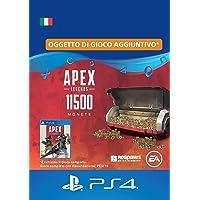 APEX Legends: 11,500 Coins (PSN Wallet Top-Up) | Codice download per PS4 - Account italiano