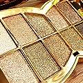 Vococal - Colores Paleta de Sombra de Ojos