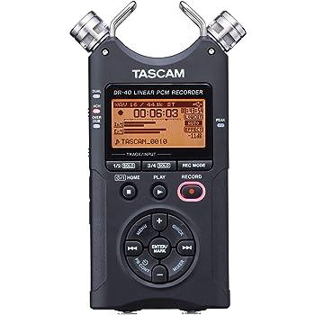 Tascam DR-40 – Enregistreur 4 pistes portable