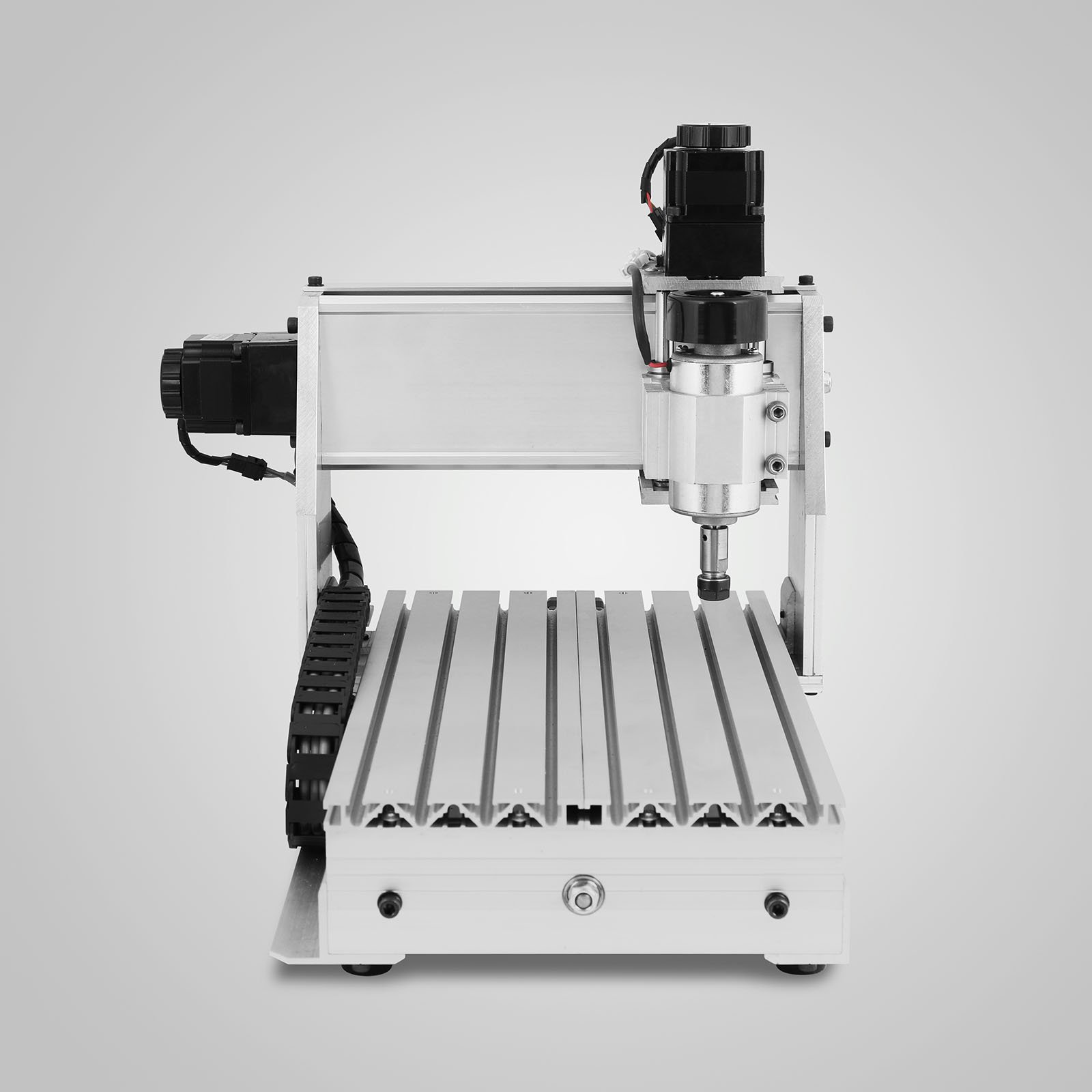 FurMune CNC Fräsmaschine Fräs Graviergerät CNC Router Machine Engraver Machine 3020T 4 Achsigen Einfache Installation…