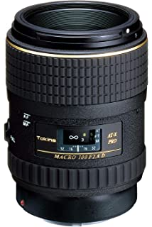 Tokina at X M 100mm f/2.8 Prime Lens for Canon DSLR Camera