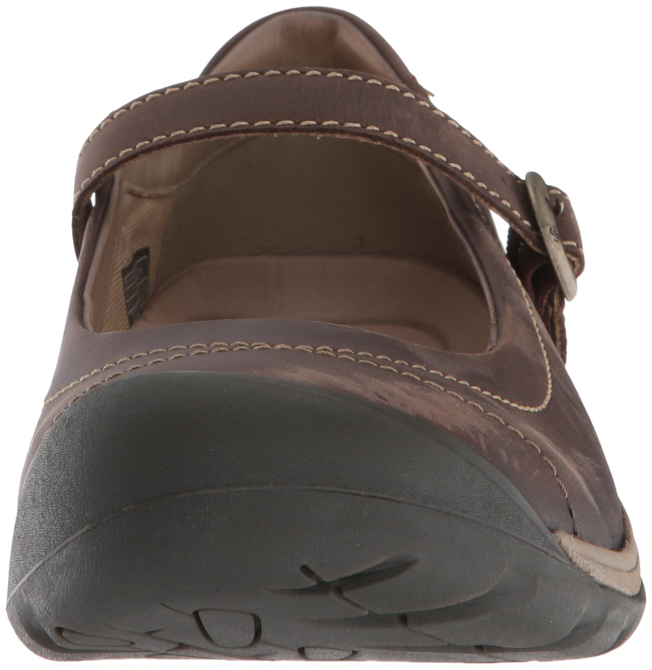 KEEN Women's Presidio II MJ-W Hiking Shoe, Infield/Cornstalk, 8.5 M US 4