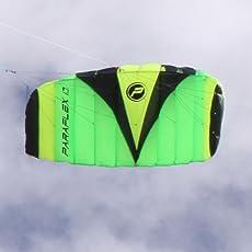 Paraflex Sport 2.3 grün Lenkmatte Lenkdrachen