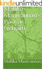 Mallika Manivannan's Poovai Nenjam (Tamil Edition)