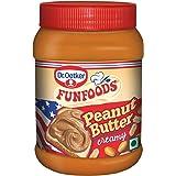 Funfoods Peanutbutter Creamy, 925g