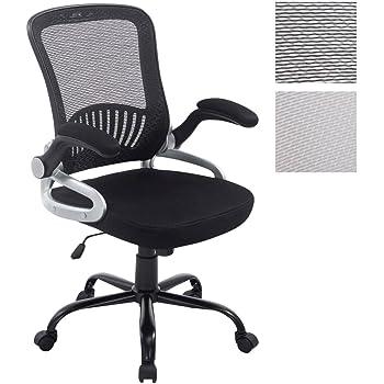 CLP Sedia da ufficio Copernico con fodera in rete, sedia traspirante ...