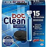 BotClean Limpiador de Suelos líquido para Robots de Limpieza - 15 monodosis de 18ml