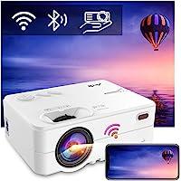 Videoprojecteur,Projecteur Bluetooth,Artlii Enjoy 2,Mini Projecteur Connexion Bluetooth, Retroprojecteur 300'',720P…