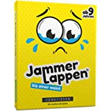 JAMMERLAPPEN - Das dramatisch lustige Kartenspiel bis Einer weint | Wichtelgeschenk | Familienspiel | Geburtstagsgeschenk | R