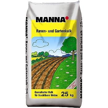 Manna Rasen U Gartenkalk 25 Kg Amazon De Garten