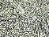 Bobble Strukturierte Stretch Jersey Spanisch Kleid Stoff