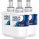 3 x AQUACREST DA29-00003G Filtre à Eau, Remplacement pour Samsung Aqua Pure Plus DA29-00003G, DA29-00003B, DA29-00003A, DA97-
