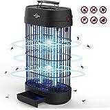 VIFLYKOO Lampe Anti-Moustique, UV LED Tue Mouches Destructeur D' Insectes Electrique 18W Pas de Produits Chimiques avec…