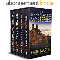 THE JENNY STARLING MYSTERIES BOOKS 1–4 four absolutely gripping whodunits full of twists (Cozy crime and suspense…