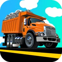 Ultimate Construction Truck games free: City dump vehicle driving simulator