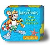 Leo Lausemaus - Mein Zauberhandtuch: 60 x 30 cm