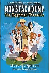 The Egyptian Treasure: Dyslexia Friendly Edition (Monstacademy) Paperback