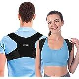Rak hållare för hållningskorrigering ryggstöd ryggträning axelrem hållningstränare hållningskorrigerare för nacke rygg axelsm
