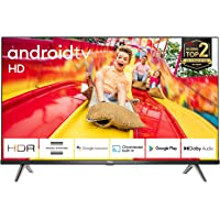 TCL 32S618 Frameless LED Fernseher 32 Zoll (80 cm) Smart Android TV (HD, HDR, Micro Dimming, Dolby Audio, Triple Tuner…