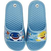 Characters Cartoons Baby Shark Pinkfong – Sandales avec bandeau pour la plage, la piscine, la douche – Produit original