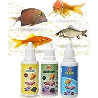 Pet Care International Aquarium Medicine || General Care, Ich-Gone, Chlorine Away || Fight Against Ich, General Health…