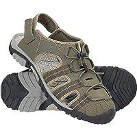 Mountain Warehouse Trek Mens Shandal - Neoprene Upper Summer Shoes Sandals, Soft Lining, Durable Outsole Footwear, EVA…
