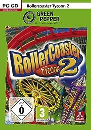 Rollercoaster Tycoon 2 [Green Pepper]