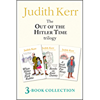 Out of the Hitler Time trilogy: When Hitler Stole Pink Rabbit, Bombs on Aunt Dainty, A Small Person Far Away (English…