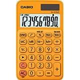 Casio SL-310UC-RG Calcolatrice Tascabile, Arancione