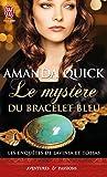 Les enquêtes de Lavinia et Tobias, Tome 2 : Le mystère du bracelet bleu