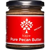 Pure Pecan Butter - 100% Pecans, Raw not Roasted, No Palm Oil No Sunflower Oil (170g Single Pack)