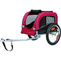 Trixie Trailer Biciclette 60 57 80 Centimetri Grande