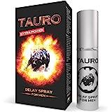 Retardante sexual eyaculacion precoz Tauro Extra Fuerte 5ml 100% Natural - Disponible envio Prime