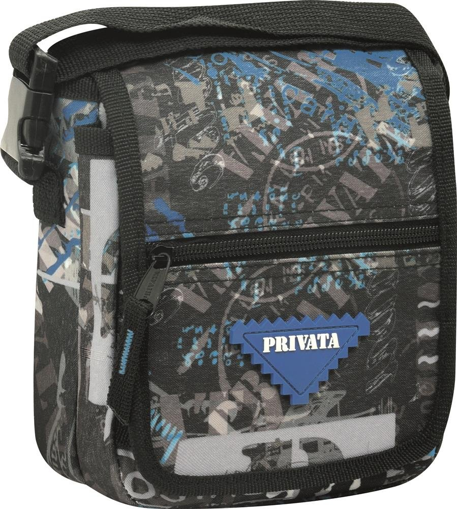 Privata Post Mochila Tipo Casual, 18 cm