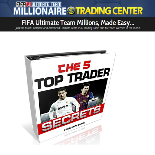 Fifa Ultimate Team Millionaire Trading Center With Programs And Guides
